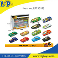 Promotional metal diecast model car toy for kids