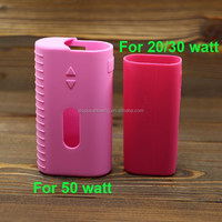 Cheap eleaf istick 50 watt silicone case for 50w battery ecig box mod shockproof & waterproof istick skin case cover