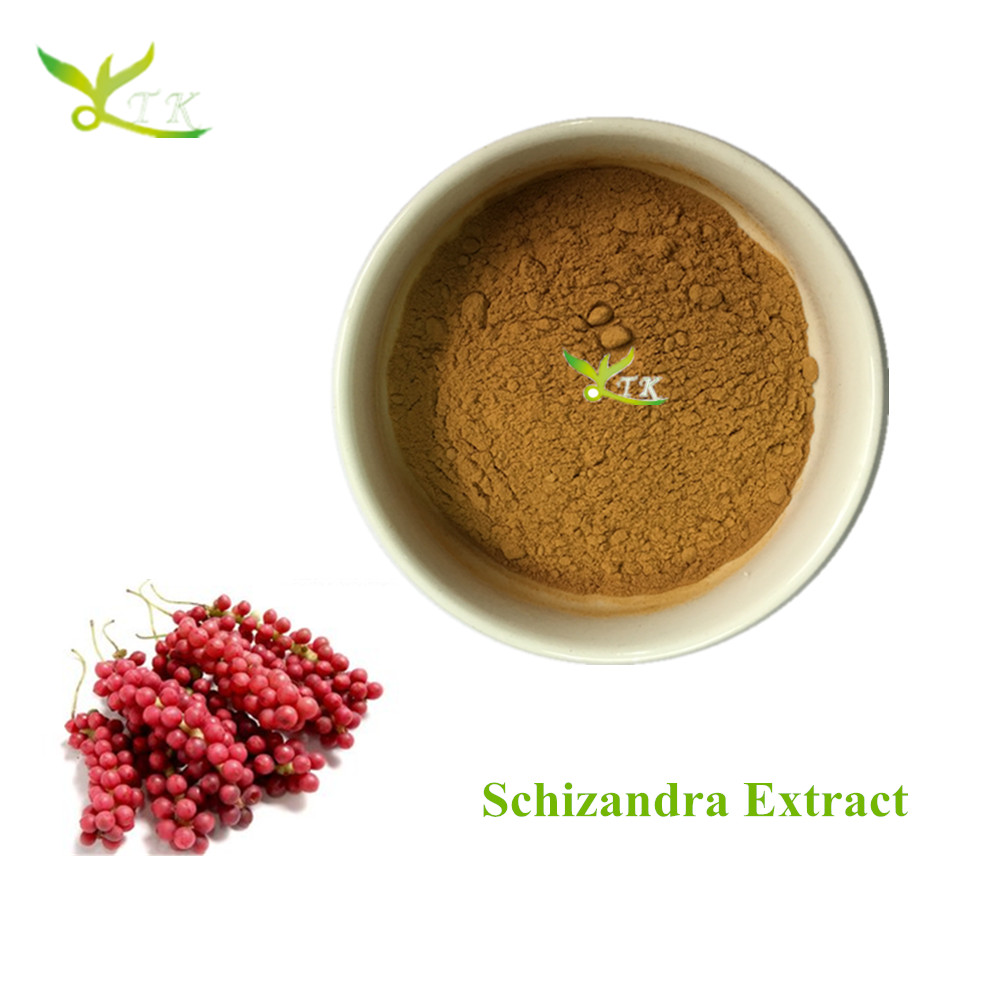 100% Natural Schizandra Berry Extract