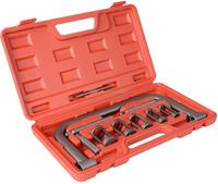 9pcs Valve Spring Compressor C-clamp Auto Repair Tools