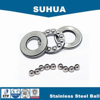 3.969mm/6.35mm 440c stainless steel ball with certificate