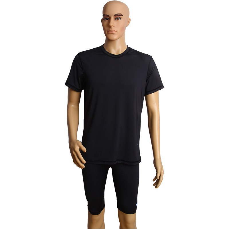 Men's Performance Active Fit Short Sleeve Crew Neck Shirt