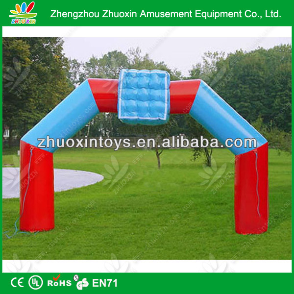 INFLATABLE arch greenhouse