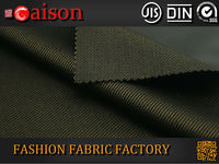 Classical Poly Wool Suit Luxury Fashion Fabric Hot in France