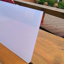 embossed compact light diffuse polycarbonate sheet