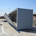2017 New Shipping Container 40ft open side container for sale