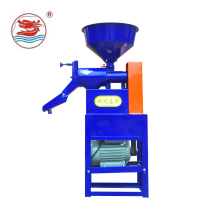 WANMA3946 Best Quality Rice Hulling Milling Machine