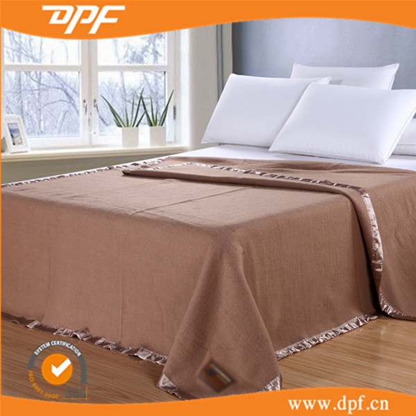 Factory Outlet Comfortable Handmade Wool Blanket