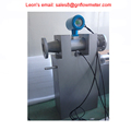 0.1% Accuracy Natural Gas Coriolis Mass Flowmeter