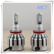 Universal led light bulb high powe super bright led headlight bulbs auto h1 h3 h7 h8 h9 h11 h13 h4 led conversion kits