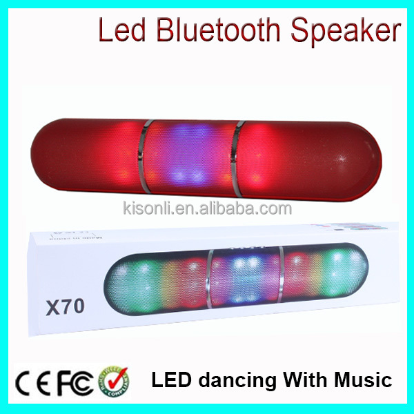 New wireless amplifier mini portable pill bluetooth speaker 2016 gadgets