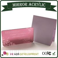 cheap plastic mirror is high quality, more than 10 years experience at factory prices, smooth surface finish