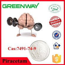 Manufacturer Supply 99% Piracetam/7491-74-9