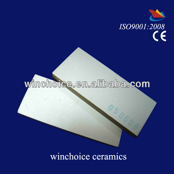 piezoelectric ceramic plates