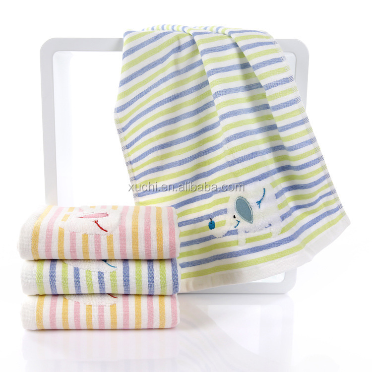 Import from China Face Towel 100% Cotton Towels