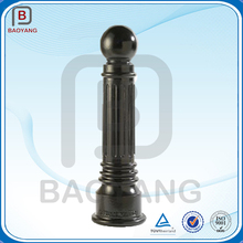 China quality product of Removable Outdoor cast metal bollards
