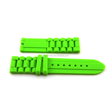 Fashion Type China silicone watches strap manufacturer