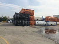 T3 Petroleum pitch tank container