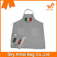 Bistro Waiters Staff Hygiene Turbot Apron