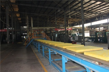 Glass Wool Production Processing