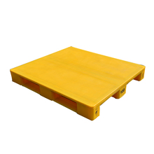 plastic pallet for hygienic production environments and in pharmaceutical and food production.
