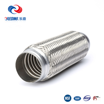 Professional stainless steel exhuast flexible connector