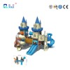 Children play game equipment outdoor playground, slides equipment for sale
