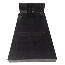 Cheap Absolute Shanxi Black Granite Tombstone