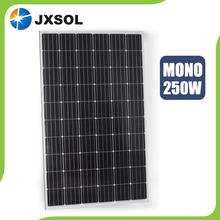 Best price power 250 watt mono photovoltaic solar panel