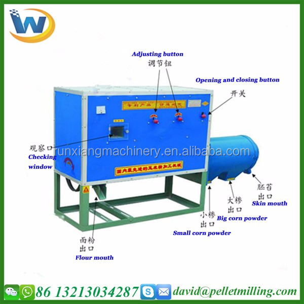 Hand operated corn grinder manual corn grinder