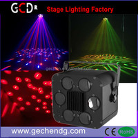 New manufactory direct sale hot 6 eyes Led Bubble Effect Light Disco Light for sale