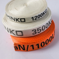 5T soft cotton packing strap, packaging solution for bundling and binding tire