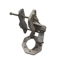 China OEM aluminum alloy a380 die casting parts