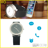water resistant analog blue tooth 4.0 watch,buy plusdot smartwatch