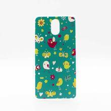 Factory Outlet Flower Butterfly Pattern Back Case Cover Protective Mobile Phone Shell For lenovo P1M