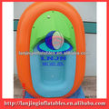 2013 HOT coin operated kids aqua boat/electric boat