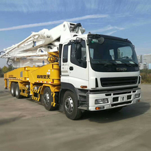Perfect quality and cheap price 37M Truck-mounted concrete boom pump