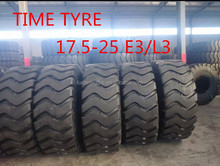 Chinese best cheap XCMG wheel loader for sale otr tire 17.5-25 17.5R25