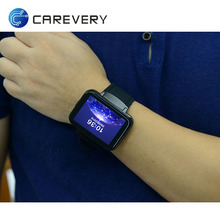 Smart watch with wifi gps 3g, 2.2 inch mtk6572 watch phone with big battery