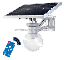 IP65 IP Rating and Cool White Color Temperature solar garden lights