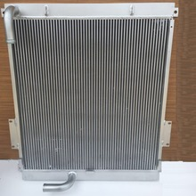 E325B hydraulic oil cooler for CAT excavator