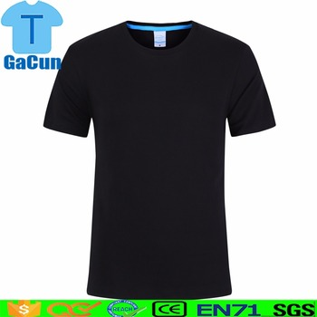 High Quality Fashion 100% Pima cotton plain T-Shirt