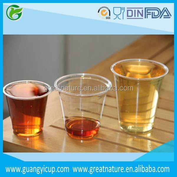 Many Sizes Available Disposable Plastic Cups Manufacturer