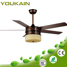 52 inch air cooling high speed low voltage ceiling fan