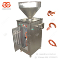 Commercial Price Automatic Sausage Roll Maker Manufacturer Making Machine Electric Filling Stuffing Equipment Sausage Filler