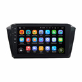 "Great Bluetooth excellent sound car radio support DAB+ and WAZE map android 7.1.2 for 10.1"" PASSAT 2015"