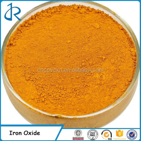 Iron Oxide red/yellow/brown/green/black Fe2O3