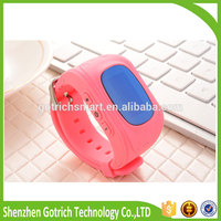 Hot Selling GPS Tracking Kids Personal Tracker Watch Electronic Smart Watches SOS Buttom Phone Watch With GPS