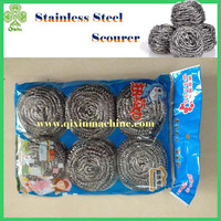 kitchen stainless steel scouring pad