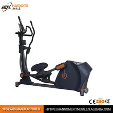 Cheap electric exercise training equipment /hansome fitness elliptical cross trainer